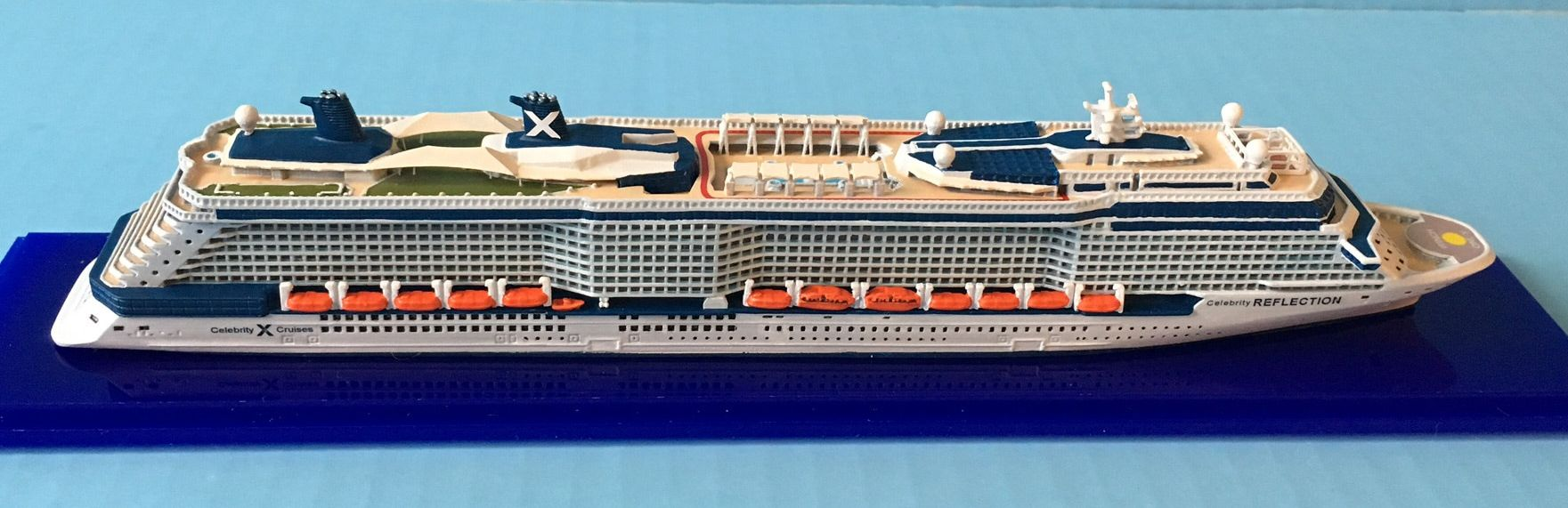 Celebrity Reflection cruise ship models Picture